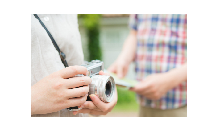 カメラ・写真好きの恋を応援します