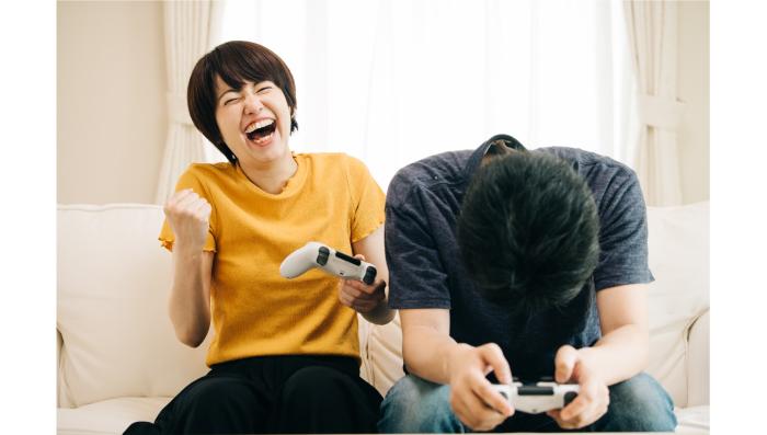 ゲーム好き同士の恋!共感し合えるから恋がもっと楽しくなる。