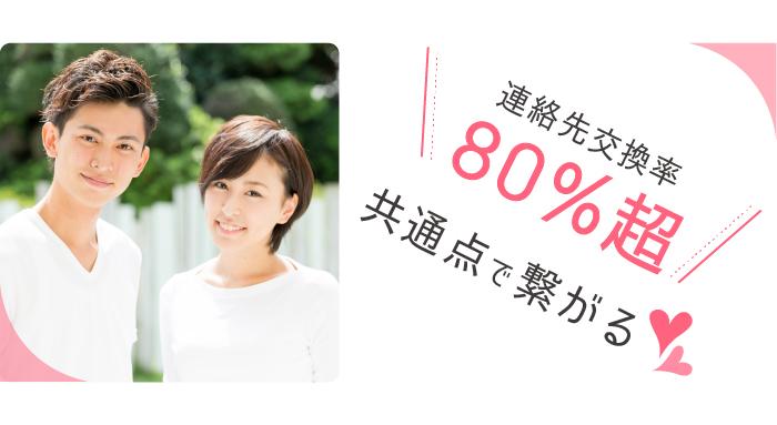 マンガ・アニメ・ゲームの話で、意気投合した後の連絡先交換率は平均84.2%