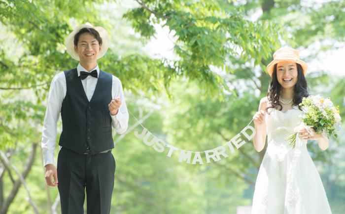 婚活成功のイメージ