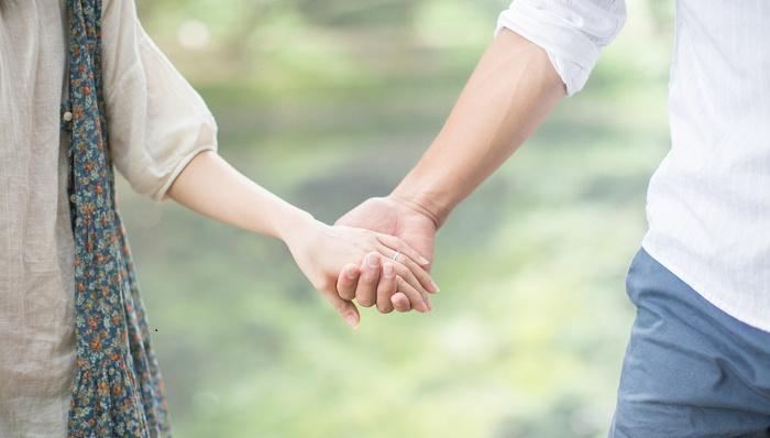 恋人と趣味が同じ。それが夫婦円満の秘訣です